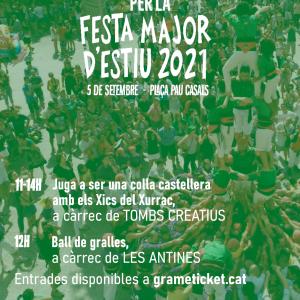 El 5 De Setembre, Omplim La Plaça De Castells!